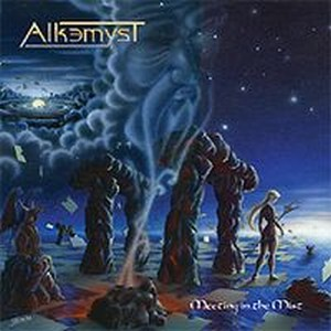 Alkemyst - Meeting In The Mist CD (album) cover