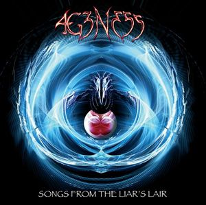Ageness - Songs From The Liar's Lair CD (album) cover