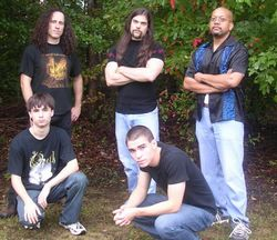 ODIN'S COURT image groupe band picture