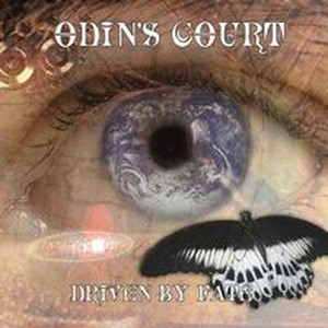 Odin's Court - Driven By Fate CD (album) cover