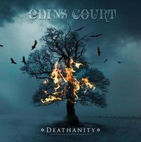 Odin's Court - Deathanity CD (album) cover
