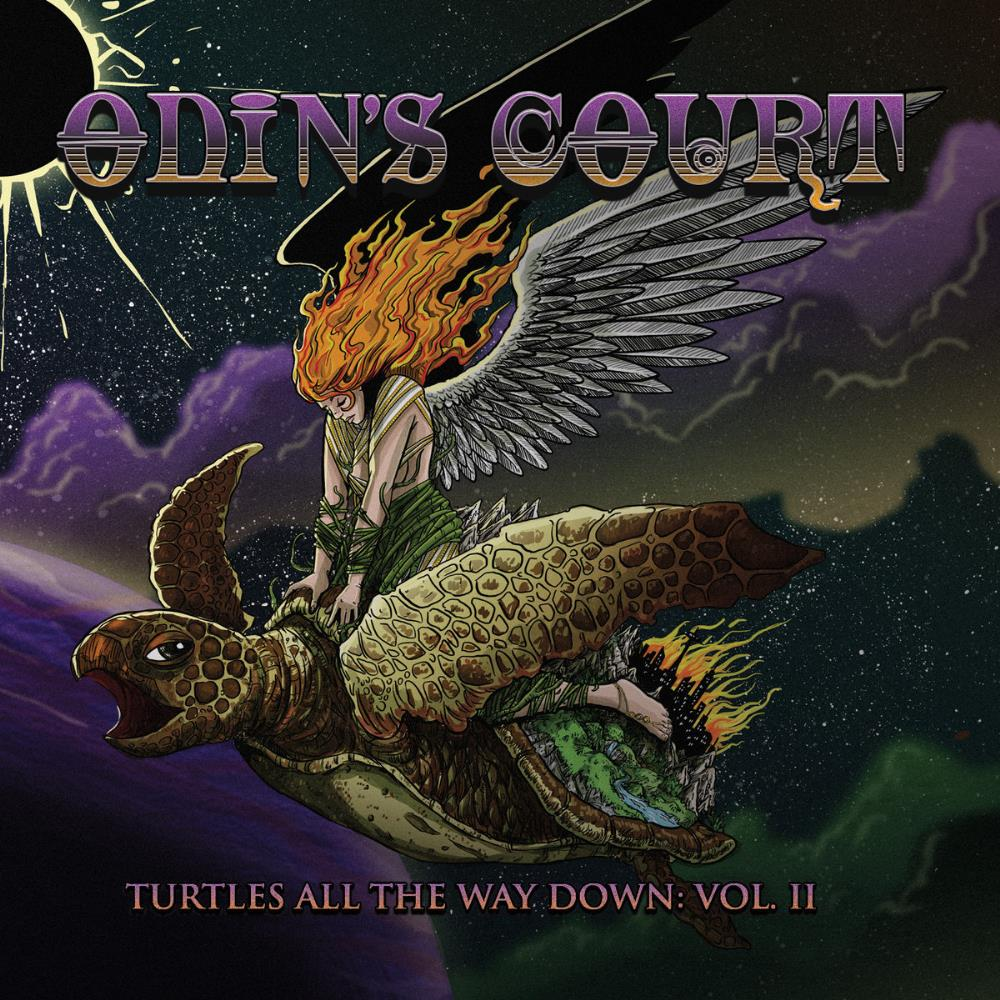 Odin's Court - Turtles All The Way Down, Vol. Ii CD (album) cover