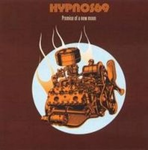 Hypnos 69 - PROMISE OF A NEW MOON CD (album) cover