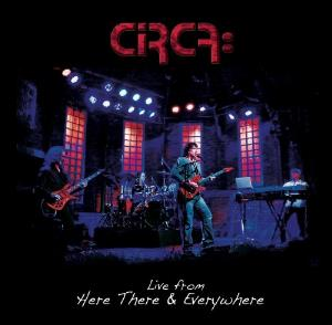 Circa - Live From Here There & Everywhere CD (album) cover
