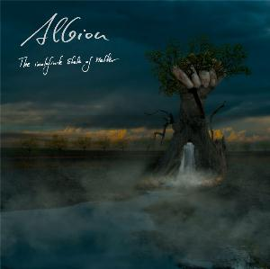 ALBION - The Indefinite State Of Matter CD album cover