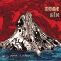 Zone Six - Any Noise Is Intended CD (album) cover