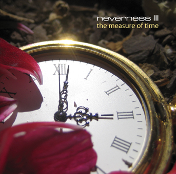 Neverness - The Measure Of The Time CD (album) cover