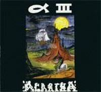 Alpha Iii - Agartha CD (album) cover