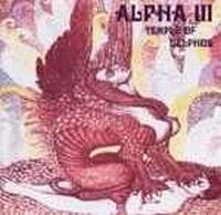 Alpha Iii - Temple Of Delphos CD (album) cover