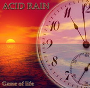 Acid Rain - Game Of Life CD (album) cover
