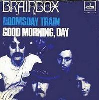 Brainbox - Doomsday Train / Good Morning Day CD (album) cover