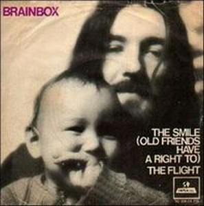 Brainbox - The Smile ( Old Friends Have A Right To ) / The Flight CD (album) cover