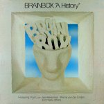 BRAINBOX - A History CD album cover
