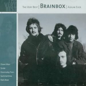 BRAINBOX - The Very Best Brainbox Album Ever CD album cover