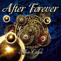 After Forever - Mea Culpa CD (album) cover