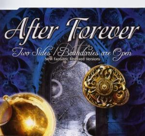 After Forever - Two Sides/boundaries Are Open CD (album) cover