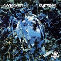 Gunter Schickert - Samtvogel CD (album) cover