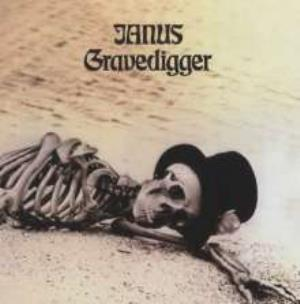 Janus - Gravedigger (remaster & Remix) CD (album) cover