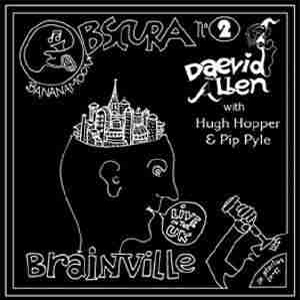 Brainville - Live In The UK CD (album) cover