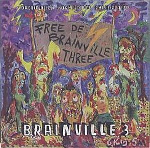 Brainville - Trial By Headline CD (album) cover