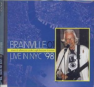 Brainville - Live In Nyc '98 CD (album) cover