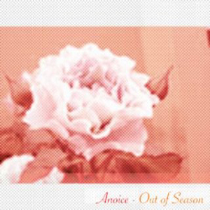 Anoice - Out Of Season CD (album) cover