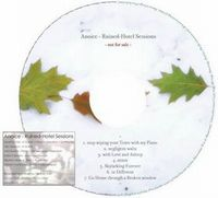 Anoice - Ruined-Hotel Sessions CD (album) cover