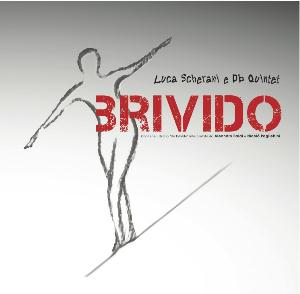 Luca Scherani - Brivido CD (album) cover