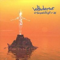 Volta Do Mar - At The Speed Of Light Or Day CD (album) cover