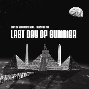 Sons Of Alpha Centauri - Last Day Of Summer CD (album) cover