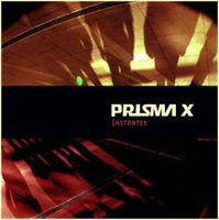 Prisma X - Instantes CD (album) cover
