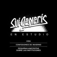 Sui Generis - En Estudio CD (album) cover