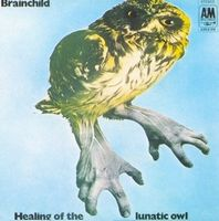 Brainchild - Healing Of The Lunatic Owl CD (album) cover