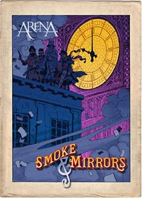 Arena - Smoke & Mirrors DVD (album) cover