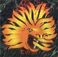 Arena - Edits CD (album) cover