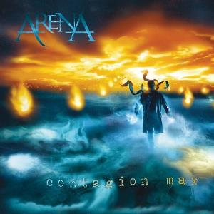Arena - Contagion Max CD (album) cover