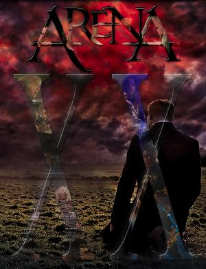 Arena - Xx DVD (album) cover