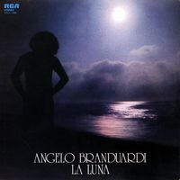 Angelo Branduardi - La Luna CD (album) cover