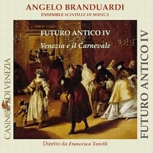 Angelo Branduardi - Futuro Antigo Iv CD (album) cover