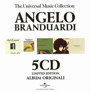 Angelo Branduardi - Album Originali CD (album) cover