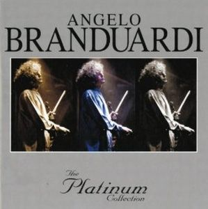 Angelo Branduardi - The Platinum Collection CD (album) cover