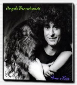 Angelo Branduardi - Pane E Rose CD (album) cover