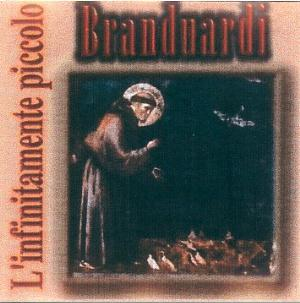 Angelo Branduardi - L'infinitamente Piccolo CD (album) cover