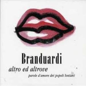 Angelo Branduardi - Altro Ed Altrove CD (album) cover