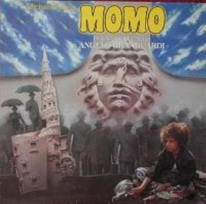 Angelo Branduardi - Momo (soundtrack) CD (album) cover