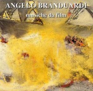 Angelo Branduardi - Musiche Da Film CD (album) cover