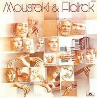 Flairck - Moustaki & Flairck CD (album) cover