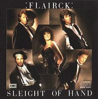 Flairck - Sleight Of Hand CD (album) cover