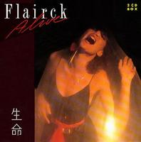 Flairck - Alive CD (album) cover