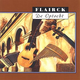 FLAIRCK - De Optocht CD album cover